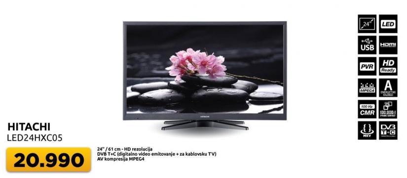 """Televizor LED 24"""" 24Hxc05"""