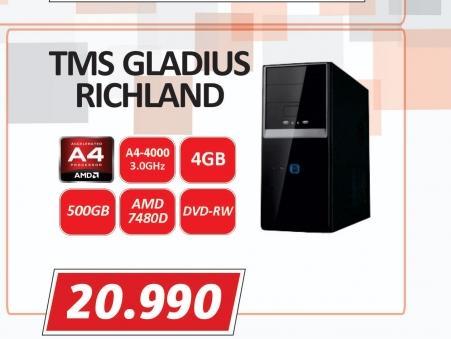 Desktop računar GLADIUS RICHLAND
