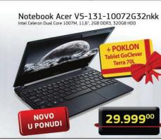 Laptop Aspire V5-131-10072G32nkk