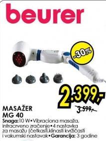Masažer Mg 40