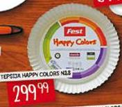 Tepsijaj Happy Colors N28
