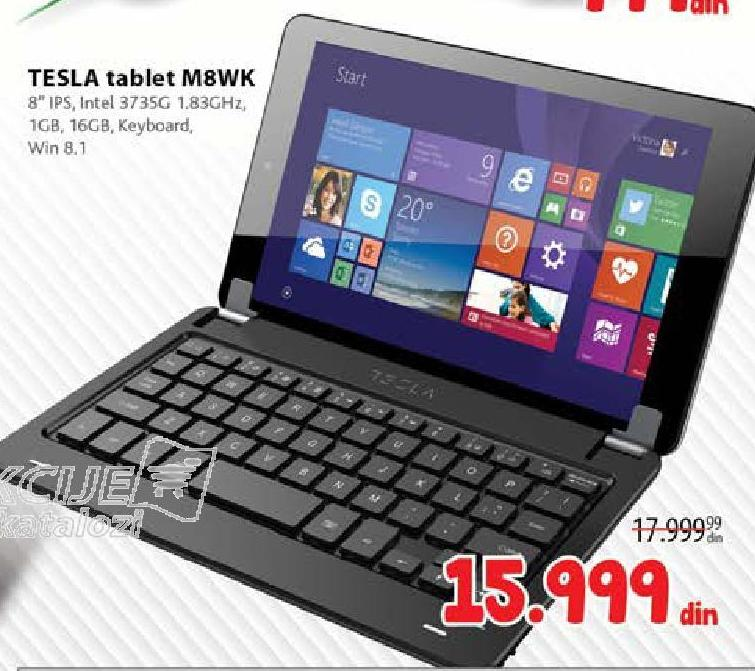 Tablet M8WK 3735G