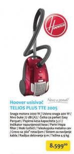 Usisivač Telios Plus TTE 2005