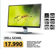 """Monitor LED TFT 23"""" S2340L"""
