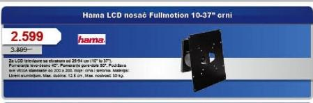 LCD nosač