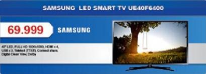 """Televizor LED 40"""" 3D UE40FG400"""
