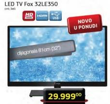 Televizor LED  32LE350