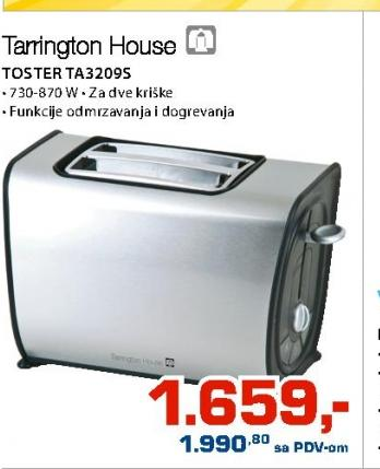 Toster TA3209S