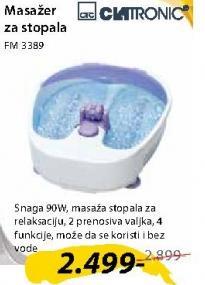 Masažer za stopala FM3389