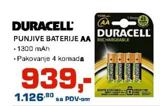 Punjive baterije AA