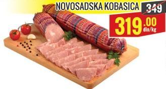 Kobasica novosadska