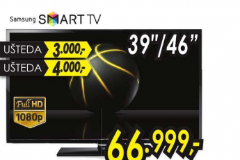 Televizor LED LCD UE-46F5300