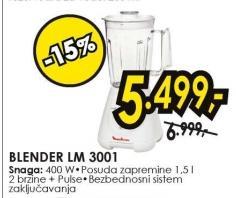 Blender LM 3001