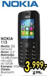 Mobilni telefon 113