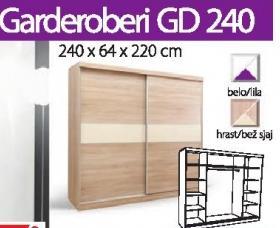 Garderober GD240