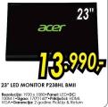 "Monitor 23"" LED P238HL BMII"