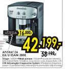 aparat za kafu ESAM 2800