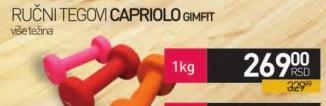 Tegovi 1kg