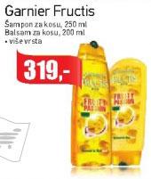 Balsam za kosu Fructis
