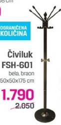 Čiviluk Fsh-601
