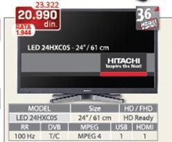 Televizor LED 24HXC05