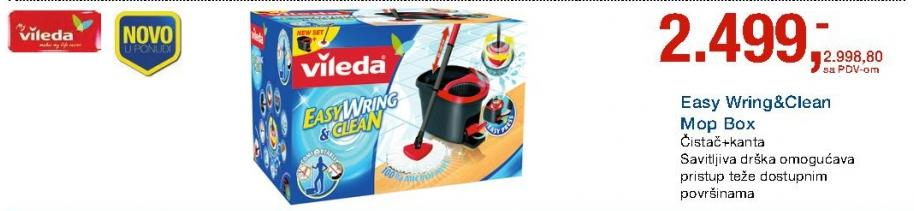Mop box Easy Wring & Clean