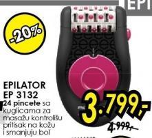 Epilator Ep 3132