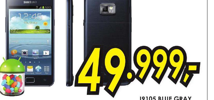 Mobilni Telefon I9105 GRAY