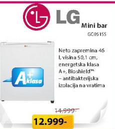 Mini bar GC051SS