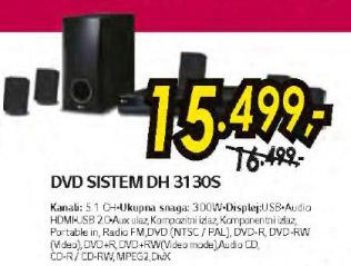 DVD sistem DH 31305