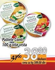 Pašteta Conti