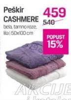 Peškir Cashmere