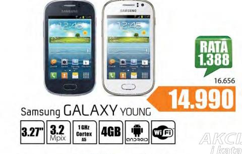 Mobilni telefon Galaxy young
