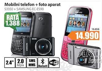 Mobilni Telefon S3350