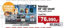 "TV 46"" LED Smart  46PFL3807H"