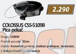 Pizza pekač Css-5109b