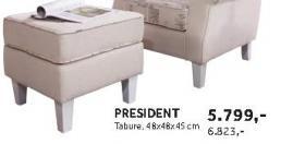 Tabure PRESIDENT