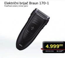 Električni brijač 170-1