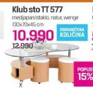 Klub sto TT557