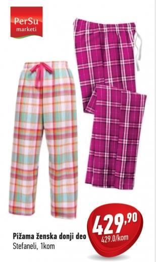 Ženska pižama