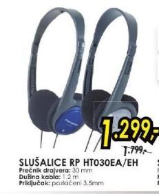 Slušalice RP HT030EA/EH