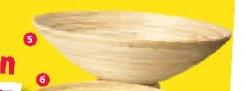 Ukrasna činija od bambusa