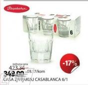Čaše za rakiju Casablanca