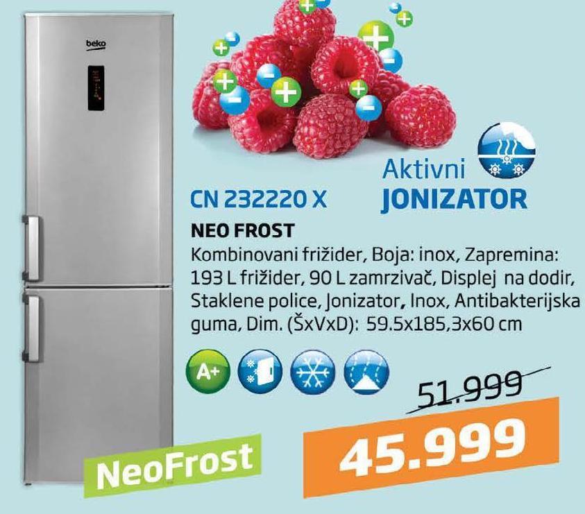 Frižider Cn 232220