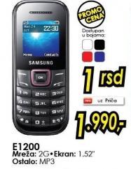 Mobilni elefon E1200