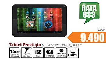 Tablet Multipad PMP3970B_DUO 7''