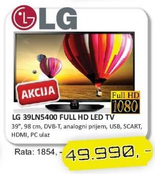 """Televizor LED 39"""" 39LN5400"""