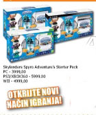 Video igra Skylanders spyre adventures starter pack