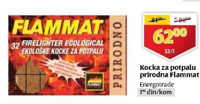 Kocka za potpalu Flammat