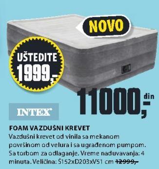 Vazdušni krevet Foam